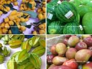 3月&4月のフルーツ@台湾~3月&4月の台湾、こんな果物お店に並んでます