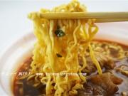 カップ麺と侮ることなかれ!満漢大餐のネギ焼き牛肉麺の旨さにはビビります!